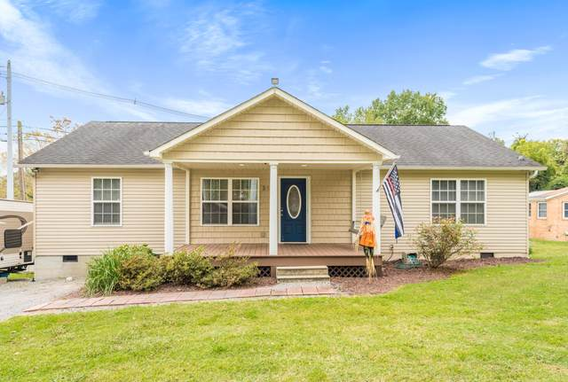 318 W Broad St, Clinton, TN 37716 (#1136549) :: The Sands Group
