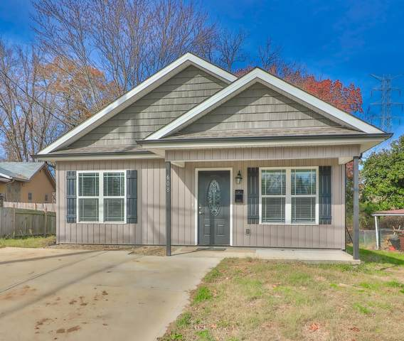 608 W Outer Drive, Oak Ridge, TN 37830 (#1136578) :: Realty Executives Associates Main Street