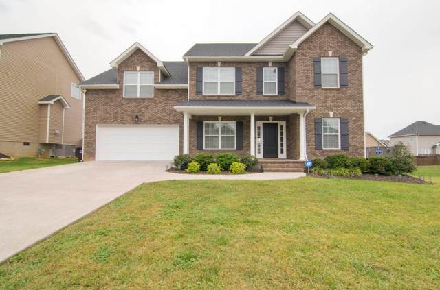 2421 Clinging Vine Lane, Knoxville, TN 37931 (#1136604) :: Realty Executives Associates Main Street