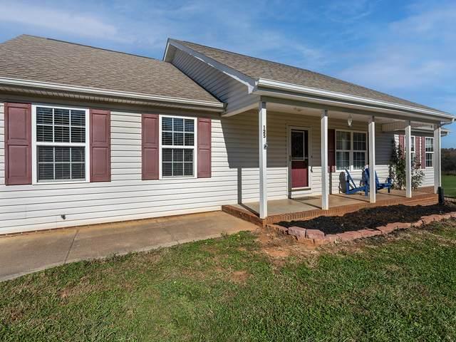 125 Walton Way, Maryville, TN 37801 (#1136629) :: Realty Executives Associates