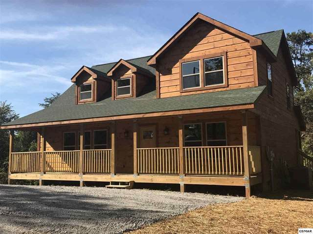 3448 Maddox Cemetery Rd, Sevierville, TN 37862 (#1136643) :: The Sands Group