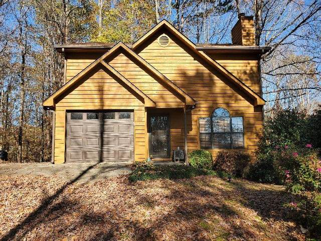 933 Wildwood Garden Drive, Knoxville, TN 37920 (#1136697) :: Realty Executives