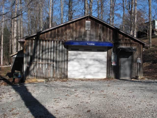 124 Ward Lane, Jacksboro, TN 37757 (#1136743) :: Adam Wilson Realty