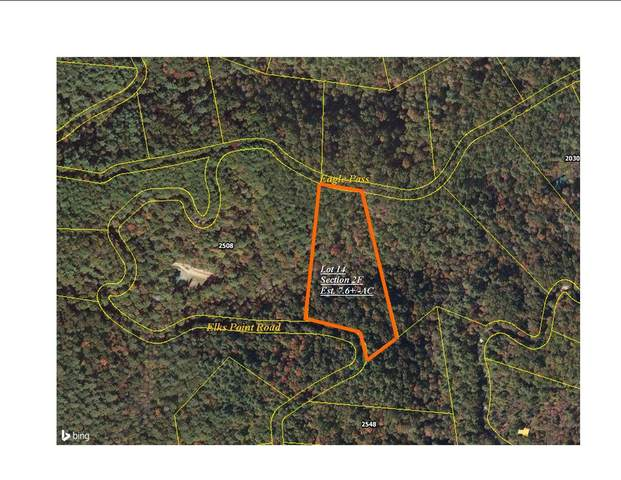 2520 Elks Point Rd, Walland, TN 37886 (#1136776) :: The Sands Group