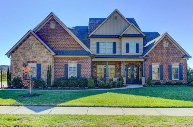 1325 Rippling Waters Circle, Sevierville, TN 37876 (#1136803) :: Realty Executives Associates