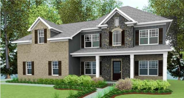 128 Northberry West Rd Lot 129, Oak Ridge, TN 37830 (#1136877) :: Realty Executives