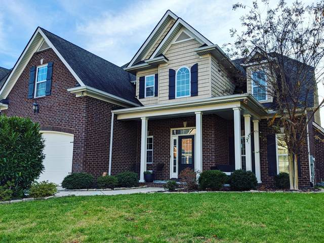 1307 Whisper Trace Lane, Knoxville, TN 37919 (#1136889) :: Adam Wilson Realty
