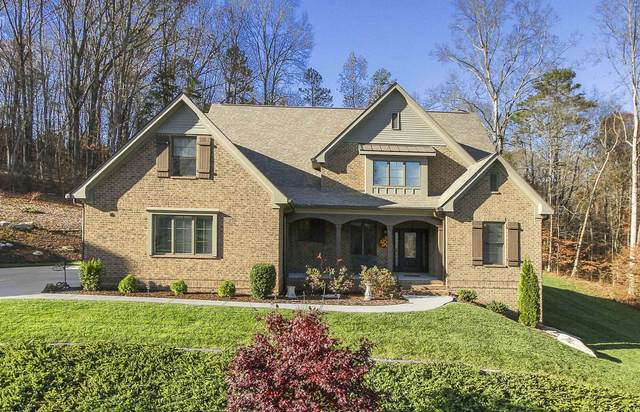 12325 Whitetail Lane, Knoxville, TN 37932 (#1136901) :: Cindy Kraus Group | Realty Executives Associates