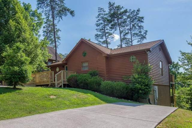 326 Village Way, Pigeon Forge, TN 37863 (#1136926) :: Realty Executives