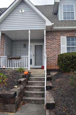2125 Silverbrook Drive 2D, Knoxville, TN 37923 (#1136938) :: Adam Wilson Realty