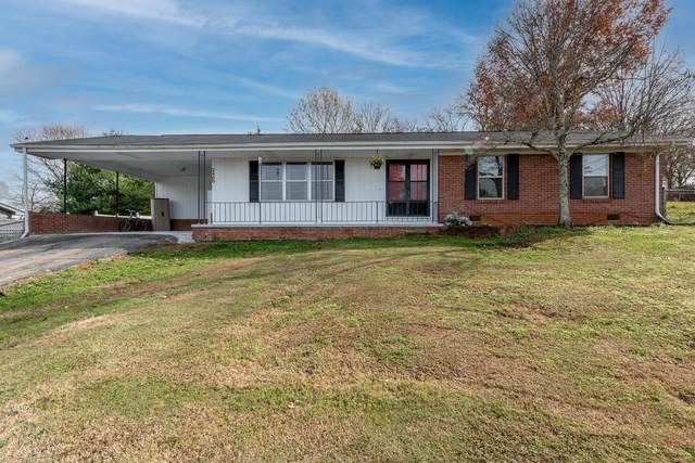 2409 Huckleberry Drive, Louisville, TN 37777 (#1136944) :: Realty Executives