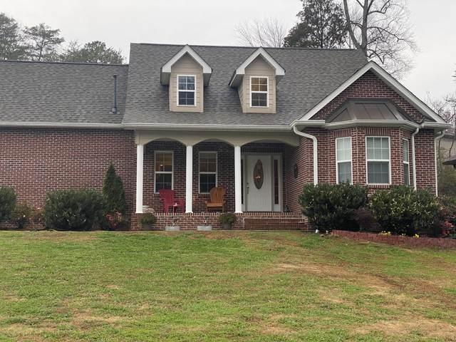 101 Crossroads Blvd, Oak Ridge, TN 37830 (#1136958) :: Realty Executives