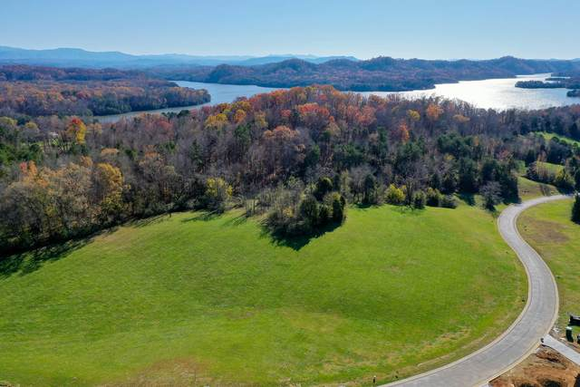Thunder Ridge - Lot 43 Rd, Vonore, TN 37885 (#1136995) :: Tennessee Elite Realty
