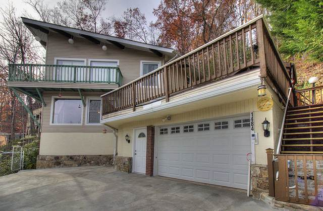 1484 Zurich Rd, Gatlinburg, TN 37738 (#1137006) :: Billy Houston Group