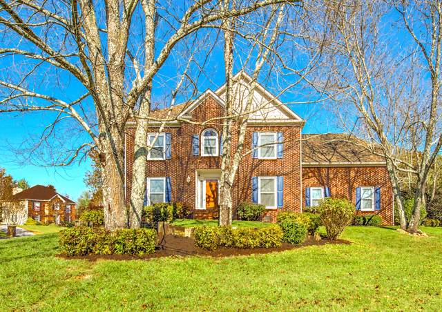 1411 Hawks Landing Drive, Knoxville, TN 37931 (#1137008) :: Cindy Kraus Group | Realty Executives Associates