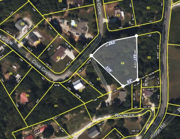 Lot 54 Cove Circle, Caryville, TN 37714 (#1137024) :: Billy Houston Group