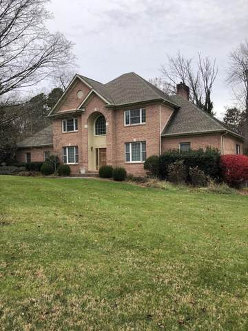 11509 S Monticello Drive, Knoxville, TN 37934 (#1137064) :: Realty Executives