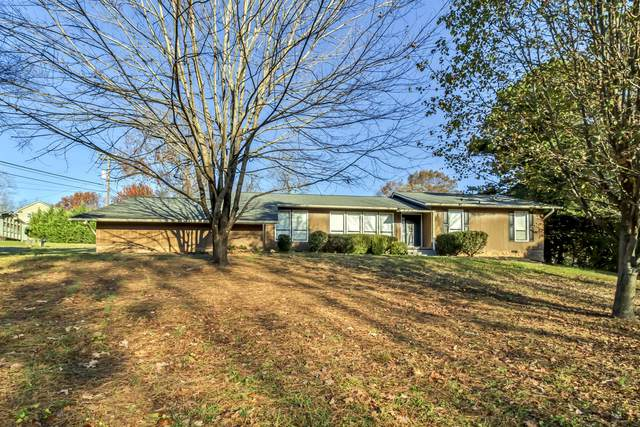 1600 Blackwood Drive, Knoxville, TN 37923 (#1137084) :: Billy Houston Group