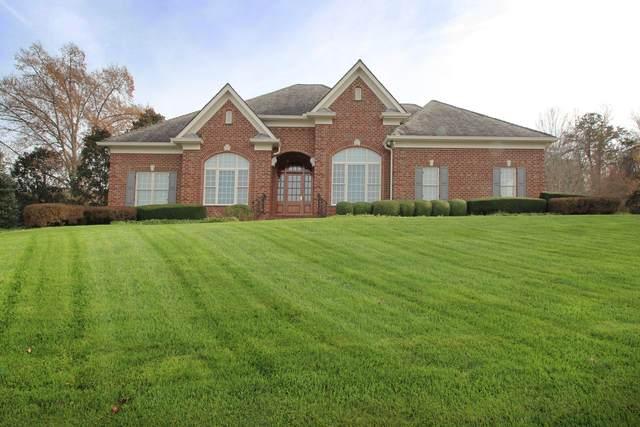 6816 Shinnecock Lane, Knoxville, TN 37918 (#1137086) :: Realty Executives