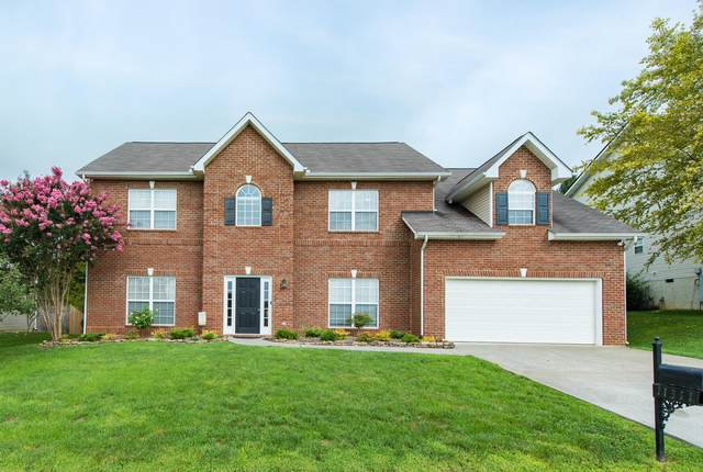 11311 Dorset Hill Drive, Knoxville, TN 37932 (#1137093) :: Billy Houston Group