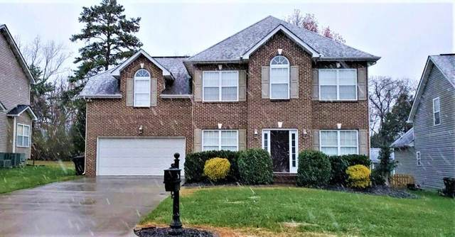 3410 Grassy Pointe Lane, Knoxville, TN 37931 (#1137122) :: Realty Executives Associates