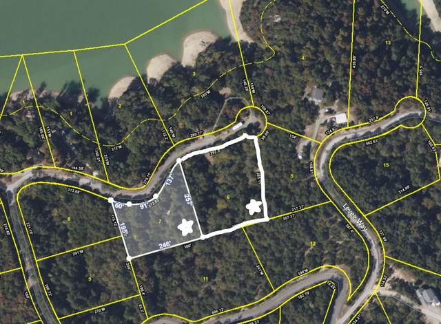 Windy Cove Way, Sevierville, TN 37876 (#1137154) :: Catrina Foster Group