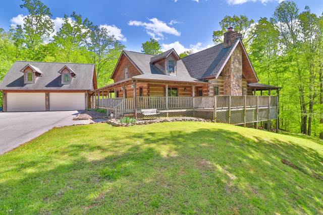 10844 Carmichael, Knoxville, TN 37932 (#1137169) :: Billy Houston Group