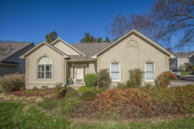 8525 E Cypress Lake Drive, Knoxville, TN 37923 (#1137202) :: Billy Houston Group