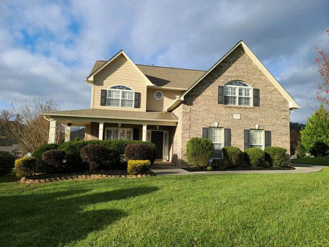 2327 Autumn Knoll Drive, Knoxville, TN 37920 (#1137233) :: Billy Houston Group
