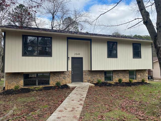 2549 Chukar Rd, Knoxville, TN 37923 (#1137241) :: Billy Houston Group