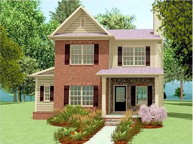 136 Hackberry St Lot46ar, Oak Ridge, TN 37830 (#1137297) :: Tennessee Elite Realty