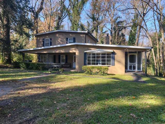 3109 Maloney Rd, Knoxville, TN 37920 (#1137325) :: Adam Wilson Realty