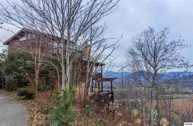 2499 Black Bear Ridge Way, Sevierville, TN 37862 (#1137328) :: Adam Wilson Realty