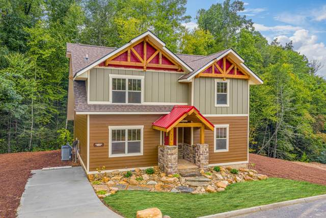 Lot 46 Potters Way, Gatlinburg, TN 37738 (#1137391) :: Tennessee Elite Realty