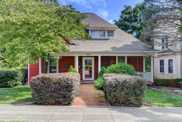 1313 Grainger Ave, Knoxville, TN 37917 (#1137510) :: Adam Wilson Realty