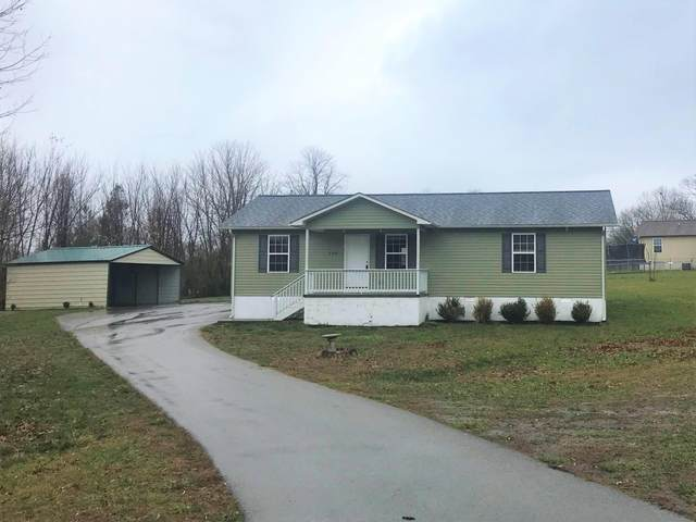 150 Grandview Drive, Crossville, TN 38555 (#1137513) :: Billy Houston Group