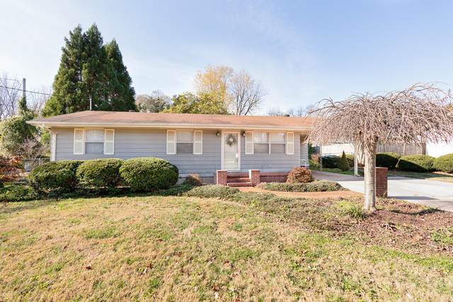 8645 NW Fox Lonas Rd, Knoxville, TN 37923 (#1137544) :: Realty Executives