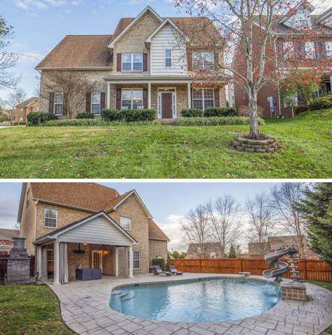 12515 Weatherstone Drive, Knoxville, TN 37922 (#1137561) :: Realty Executives