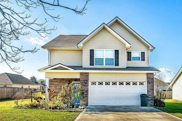 855 Wells Rd, Maryville, TN 37801 (#1137576) :: Shannon Foster Boline Group