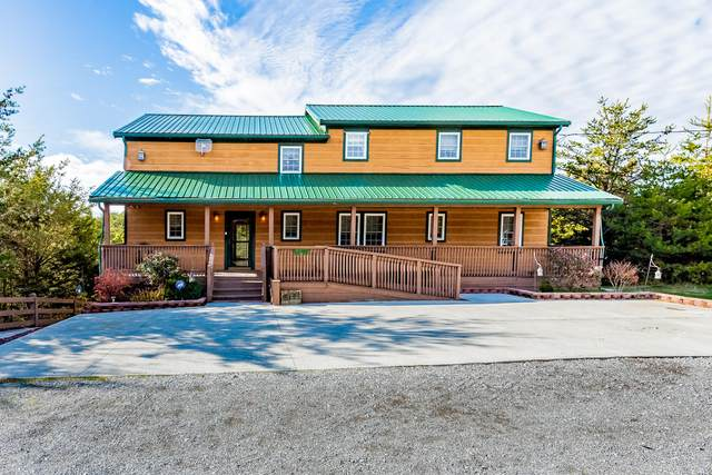 239 Parrotts Chapel Rd, Sevierville, TN 37876 (#1137644) :: Realty Executives Associates Main Street