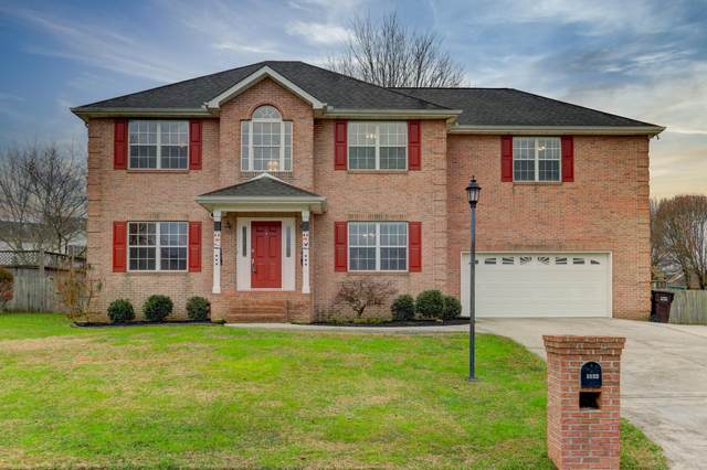 5132 Tropicana Drive, Knoxville, TN 37918 (#1137652) :: Shannon Foster Boline Group