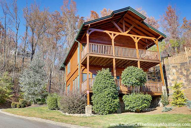 764 Mountain Stream Way, Gatlinburg, TN 37738 (#1137702) :: Realty Executives Associates Main Street