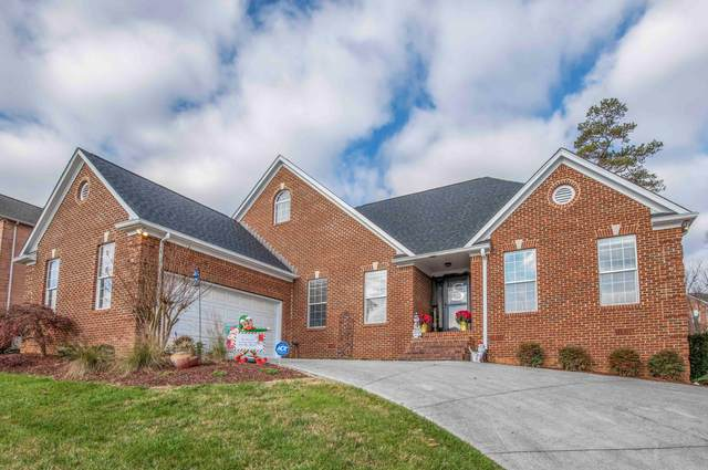 7933 Wells Scenic View Lane, Knoxville, TN 37938 (#1137736) :: Billy Houston Group