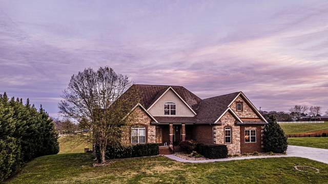 1445 Robert Ridge Rd, Sevierville, TN 37862 (#1137789) :: Realty Executives Associates