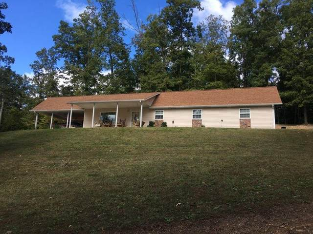 707 Muskogee Drive, Mooresburg, TN 37811 (#1137860) :: Realty Executives Associates