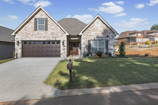 2313 Torrey Pines Drive, Maryville, TN 37801 (#1137933) :: Billy Houston Group