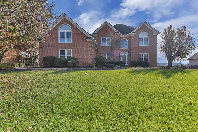 12112 Brookstone Drive, Knoxville, TN 37934 (#1137974) :: Shannon Foster Boline Group