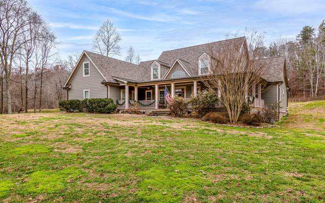 2433 Quail Ridge Lane, Knoxville, TN 37920 (#1138002) :: Tennessee Elite Realty