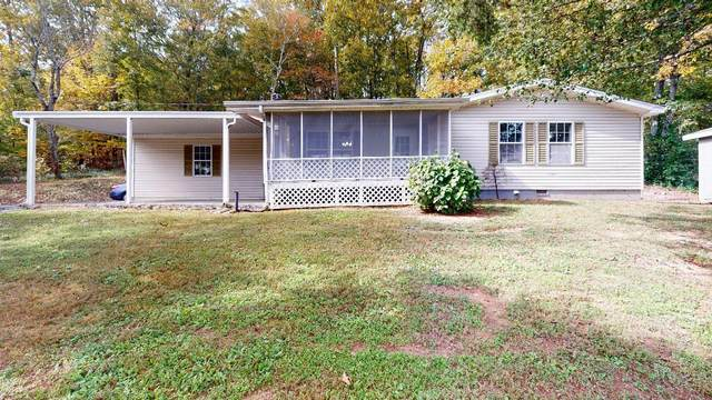 3510 Blue Springs Rd, Cleveland, TN 37311 (#1138012) :: Billy Houston Group