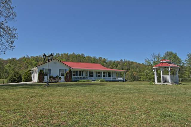 750 Nydeck Rd, Robbins, TN 37852 (#1138046) :: Billy Houston Group